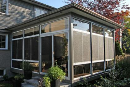 Profitez de la nature avec des fenêtres véranda 3 saisons !